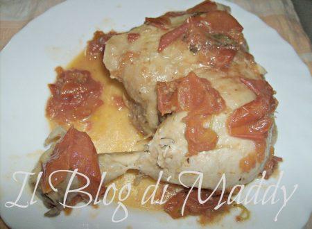Pollo al Sugo Ricetta