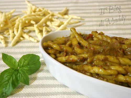 Pasta Pesto e Nduja Ricetta