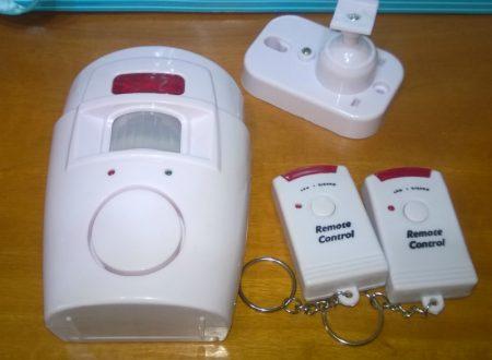 Sistema di allarme a basso prezzo
