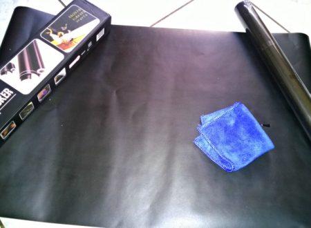 Ottima idea questa lavagna adesiva