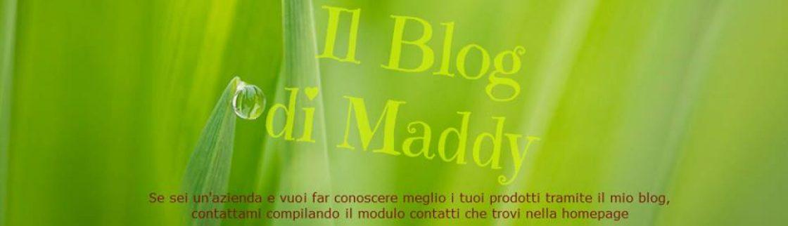 Il Blog di Maddy