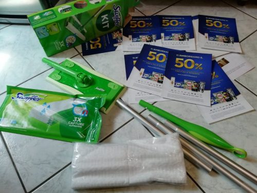 Swiffer Starter Kit Scopa