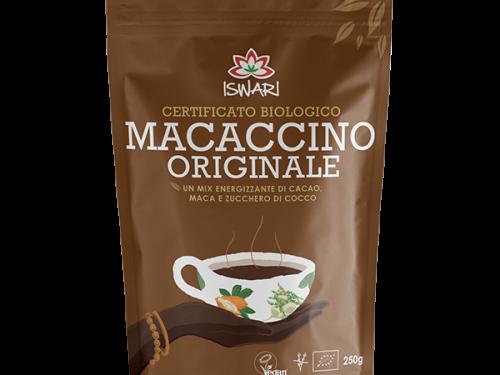 Macaccino – Cioccolata Calda in Polvere